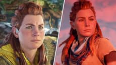 Some Fans Really Aren't Happy About Aloy's Face In 'Horizon Forbidden West' Footage