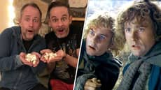 Merry And Pippin From Lord Of The Rings Are Starting Their Own Podcast