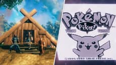 'Valheim' Game Boy Emulator Lets You Play 'Pokémon Yellow' In Your Base