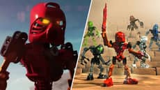Fan Made Bionicle Open World RPG Looks So Incredibly Cool