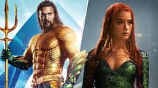 DC Fans Fight To Keep Amber Heard Out Of 'Aquaman And The Lost Kingdom'