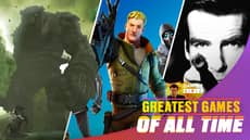 The Greatest Video Games Of All Time: 100-81