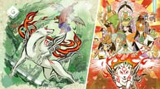 'Okami', One Of The Most Beautiful Games Ever, Is 15 Today