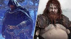 """God Of War's Thor Is """"Peak Male Performance', Says World-Record Powerlifter"""