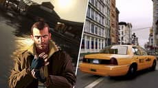 'GTA 4' Gets The Graphical Overhaul It Deserves In Stunning Next-Gen Showcase