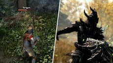 'Skyrim' Gets Modern Third-Person Combat Overhaul That Looks Stupidly Awesome
