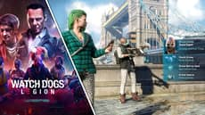 'Watch Dogs: Legion' Release Date Revealed With Epic New Trailer