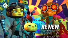 'Psychonauts 2' Review: Big Brain Energy And Warm-Hearted Empathy