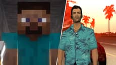 Minecraft Steve Is Based On GTA's Tommy Vercetti, According To Wild Theory