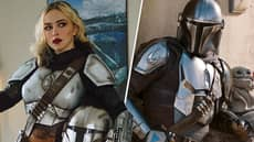 Amazing Mandalorian Cosplay Celebrates May 4th In The Best Way