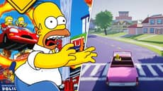 'Simpsons: Hit And Run' Unreal Engine 5 Remake Shot Down By Lawyers
