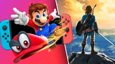 Five Reasons Why The Nintendo Switch Is The Greatest Console Ever