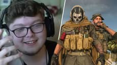 Call Of Duty Streamer Expertly Trolls Everyone Ahead Of Major Announcement