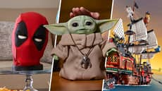Lego, Marvel And Star Wars: The Best Gifts For Fans This Christmas