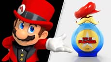 Always Wanted To Smell Like Super Mario? Well, Now You Can