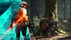Free Games: 'The Last Of Us Part 2', 'Battlefield 2042', 'Ghost Recon'