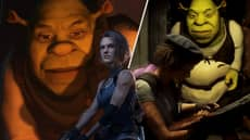 'Resident Evil 3' But It's Shrek And You're In His Swamp