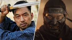 'Ghost Of Tsushima' Jin Actor Shows Off Live-Action Skills, Proving He Should Star In Movie
