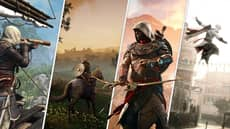 Assassin's Creed Open Worlds Ranked From Worst To Best