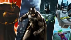 The Greatest Batman Games Of All Time: Ranked