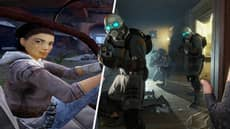 Two Half-Life Games In Development At Valve, Says Insider