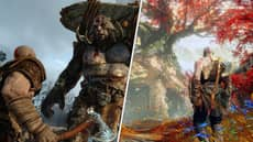 'God Of War' Is Getting A Gorgeous 4K, 60fps PS5 Update