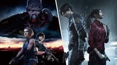 'Resident Evil 2 & 3 Remake' Coming To VR Thanks To Fans