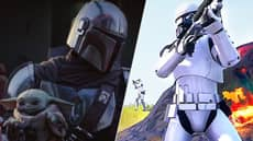 'The Mandalorian' Creator Explains How 'Fortnite' Tech Was Used During Filming