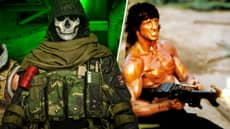'Call Of Duty: Warzone' Adding Rambo As A Playable Operator, According To Teaser