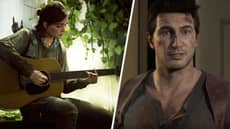 A 'Last Of Us 2' Easter Egg Was Hidden In Uncharted 4 All Along