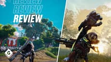 'Biomutant' Review: Horizon Zero Dawn Meets Fable In New Open-World RPG