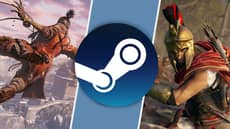 The Steam Winter Sale Is On - Here Are Some Of The Best Deals