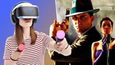 Rockstar Is Working On An AAA VR Game, Says 'L.A. Noire' Studio