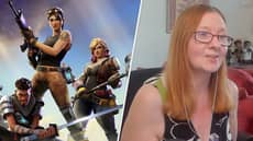 Pro 'Fortnite' Gamer's Mum Also Turns Pro, Signs To Esports Team