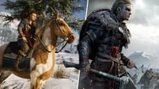 'Assassin's Creed Valhalla' Player Takes 100 Hours To Learn Invaluable Horse Trick