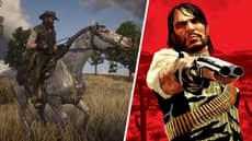 'Red Dead Redemption Remastered' Leaked Via Amazon Listing