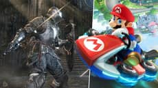 Mario Kart, Dark Souls Among Most Stressful Games Of All Time, New Study Finds