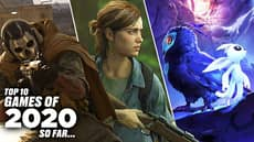 GAMINGbible's Top 10 Video Games Of 2020... So Far
