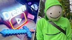'Minecraft' YouTuber Dream Teases What's Underneath The Mask, And Fans Are Going Wild