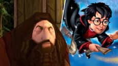 'Harry Potter And The Philosopher's Stone' Is 19 - Happy Birthday, PS1 Hagrid