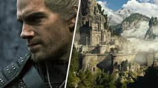 Netflix's 'The Witcher' Reveals First Footage Of Kaer Morhen