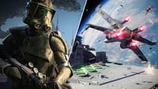 Fans Are Planning To Flood 'Star Wars Battlefront 2' Today For Epic Battles