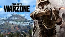 'Call Of Duty: Warzone' Shows Off Brand-New WWII Pacific Map