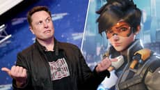 Elon Musk Might Exist In 'Overwatch 2', And We Don't Know How To Feel