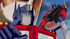 The Optimus Prime Of My Childhood Nightmares Is Now A Real Toy