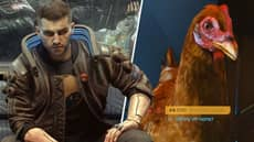 'Cyberpunk 2077' Pre-Release Footage Leaks And It's Kind Of A Mess