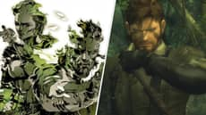 'Metal Gear Solid 3' Remake Rumoured To Be In Early Development
