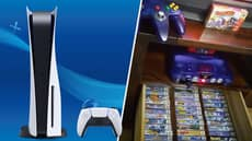 Gamer Sells PlayStation 5 To Buy N64 And Childhood Game Collection