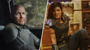 'The Mandalorian' Actor Bill Burr Defends Former Co-Star Gina Carano