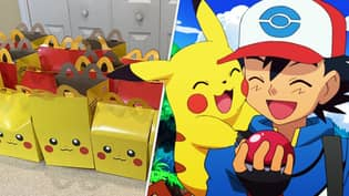 Pokémon Happy Meals At McDonald's Arriving In UK Very Soon